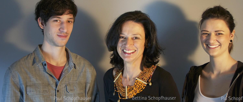 Team - Werbeagentur Schopfhauser